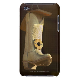 Cowboy boot bird house iPod touch covers