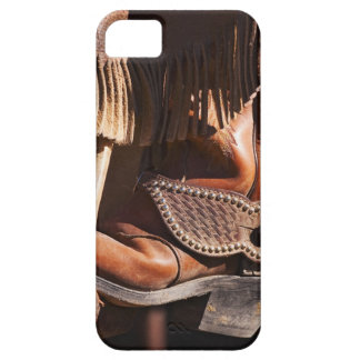 Cowboy boot iPhone 5 covers