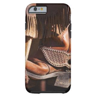 Cowboy boot tough iPhone 6 case