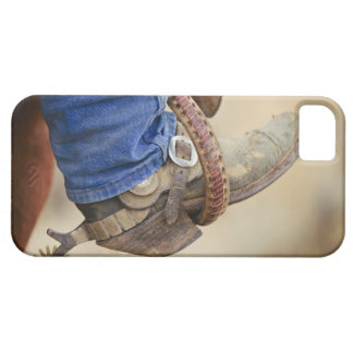 Cowboy boot with spur 2 barely there iPhone 5 case
