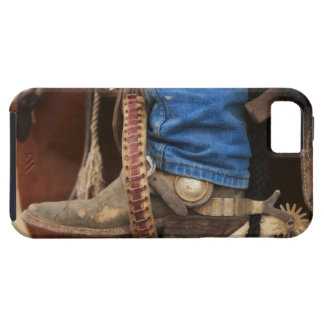 Cowboy boot with spur iPhone 5 cover