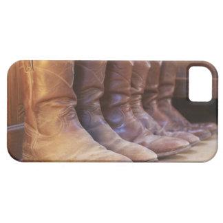 Cowboy boots 3 iPhone 5 case
