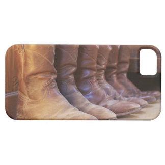 Cowboy boots 3 iPhone 5 cases
