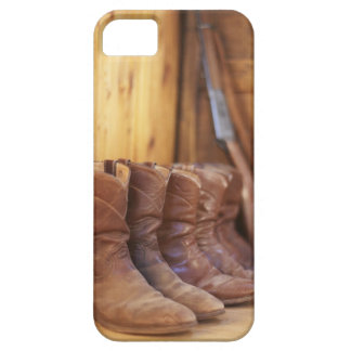 Cowboy boots 4 iPhone 5 covers