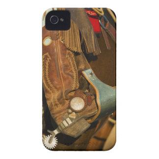 Cowboy boots 5 iPhone 4 Case-Mate case