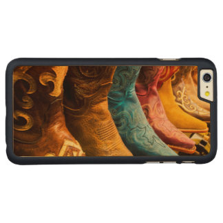 Cowboy boots for sale, Arizona Carved Maple iPhone 6 Plus Case