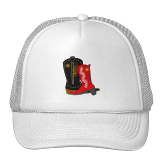Cowboy Boots Hats