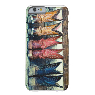 Cowboy Boots iPhone 6 case