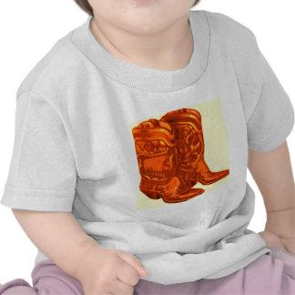 Cowboy Boots T-shirts