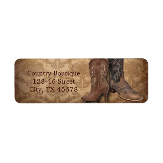 cowboy boots western country fashion business