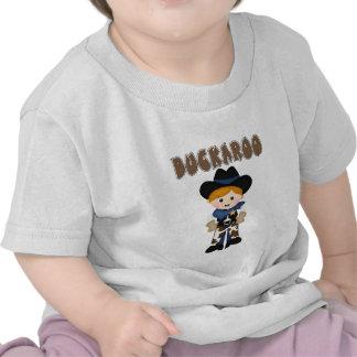Cowboy Buckaroo T Shirt