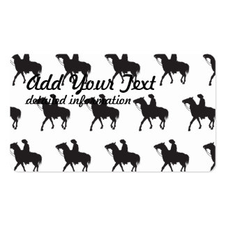 Cowboy Pack Of Standard Business Cards