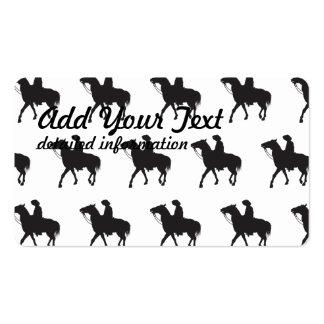 Cowboy Business Card Template