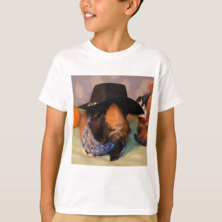 Cowboy Carl kid's t-shirt