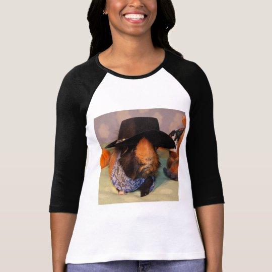 Cowboy Carl women's t-shirt