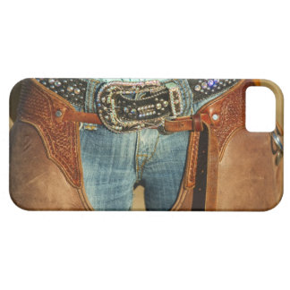 Cowboy chaps iPhone 5 covers