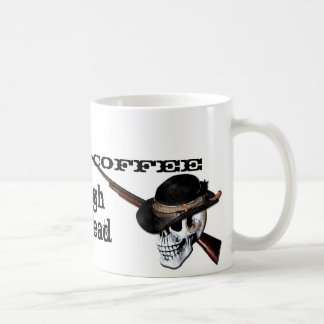 Cowboy Coffee Basic White Mug