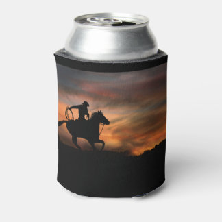Cowboy Cozy Cup Can Cooler