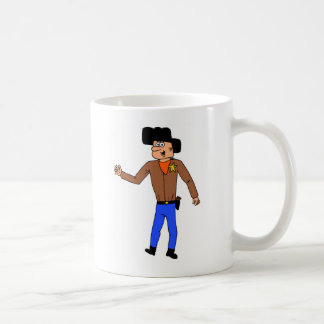 Cowboy Deputy Mug