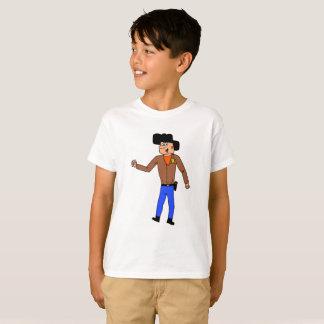 Cowboy Deputy T-shirt