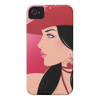Cowboy Girl Case-Mate iPhone 4 Cases