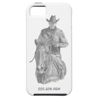 Cowboy GON-RIDN (iPhone 5/5s) Cover iPhone 5 Covers