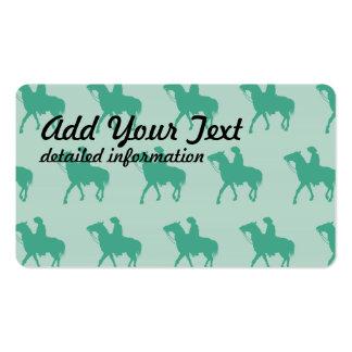 Cowboy Greens Business Card