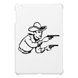 Cowboy Gunfight iPad Mini Covers