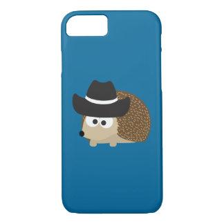 Cowboy Hedgehog iPhone 7 Case