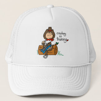 Cowboy in Training Tshirts and Gifts Trucker Hat