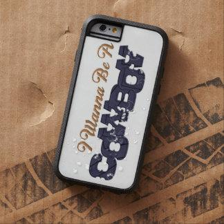 Cowboy IPhone 6 Case