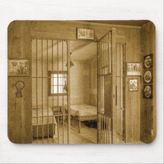 Cowboy Jail Mouse Mat