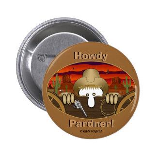 Cowboy Kilroy Button
