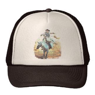 cowboy legacy trucker hat