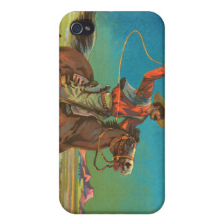 Cowboy Life iPhone 4/4S Covers