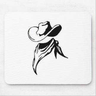 Cowboy Mouse Pad