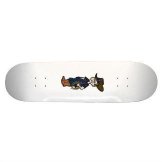 Cowboy Paramedic Skate Board