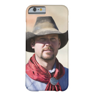 Cowboy portrait barely there iPhone 6 case