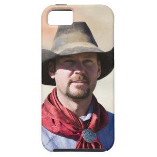 Cowboy portrait iPhone 5 case