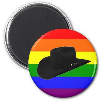 Cowboy Pride Magnet