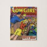 Cowboy Romances Puzzle
