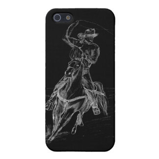 Cowboy Roping Case For The iPhone 5
