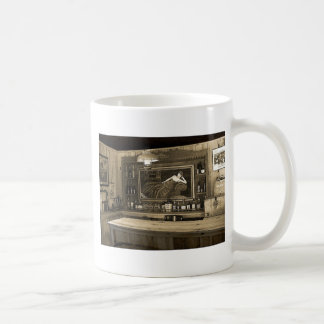 Cowboy Saloon Coffee Mug