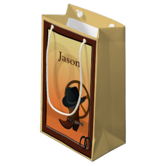 Cowboy SGB Small Gift Bag