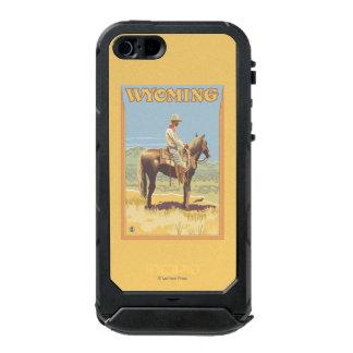 Cowboy (Side View)Wyoming Incipio ATLAS ID™ iPhone 5 Case