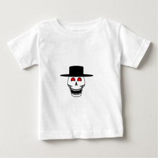 Cowboy Skull Baby T-Shirt