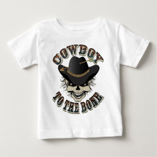 Cowboy Skull T Shirts