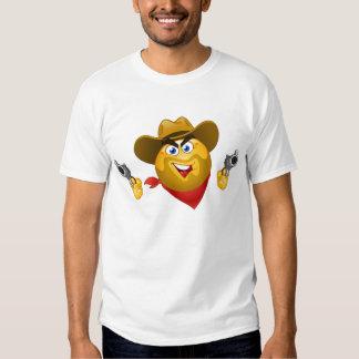 Cowboy smiley shirt