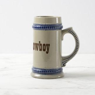 Cowboy Stein