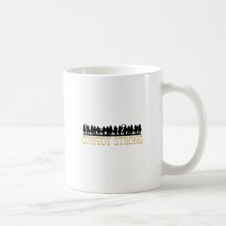Cowboy Strong Coffee Mug
